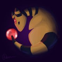 Draw Me an Ampharos by Inquisitive-Soul