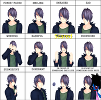 Garry Expression Meme by Ask-The-Blue-Rose