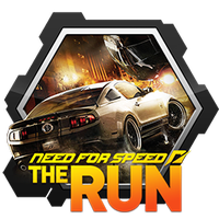 Need For Speed The Run Honeycomb Icon by RazzGraves