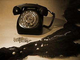 Old Phone by pattsy