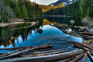 Barclay Lake 3 by elpez7