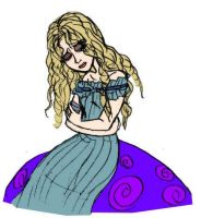 I'll try - AliceinWonderland by Lily-pily