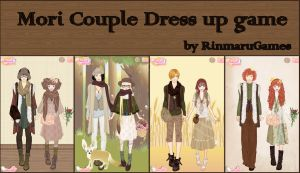 Mori couple dress up game by Rinmaru