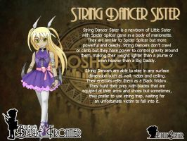 BF: String Dancer Sister by Alice13th
