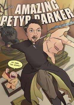 The Amazing Petyr Parker by SmithAnandari