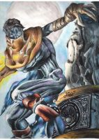 Soul Reaver 2 by draconiangem