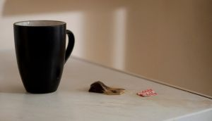 a cup of tea by klemmern