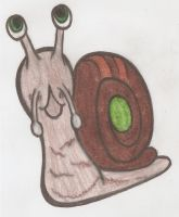 F-PP: Earth Snail (Stage 1) (2/4) by River-Birch