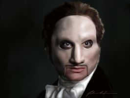 Charles Dance as Phantom by Rabaukus