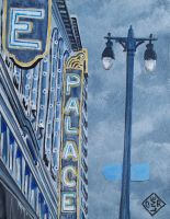 Palace Theatre by TomOliverArt