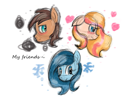 Something Special For My Special Friends by Simple-Diversity