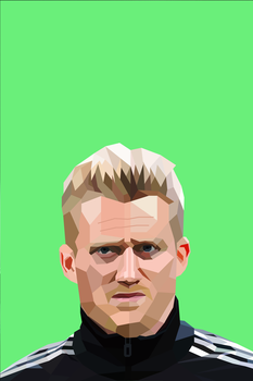 Andre Schurrle by AQuadroGRAphx