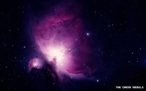The Orion Nebula by T-2-M