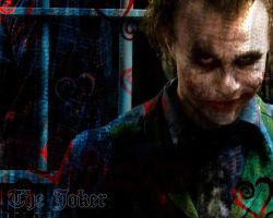 The Joker -Wallpaper- by KatValentine