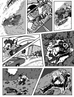 Weapon Tex Mex vs Muerto page by javierhernandez