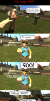 gmod - It's over 500 by Stormbadger
