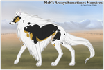[Reference] MsK's Always Sometimes Monsters by Mountainside-Kennels