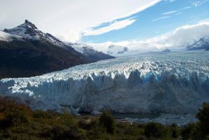 Glacial Scape by 100-days