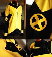 NEW X-MEN hoodie by envylicious