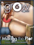 grOw/cOmic#6, issue 5 cover by BustArtist
