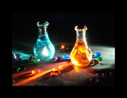 Potions XIX by griffinox