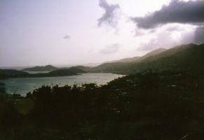 Dusk in St. Thomas by Tailgun2009