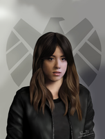 Agent Skye by Rousetta