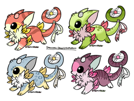 :Dream Nibbler Adoptables(closed): by PrePAWSterous