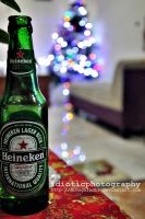 Christmas Beer by IDIOTICphotography