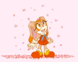 One Hour Sonic 003- Flower Princess by silvah-princess