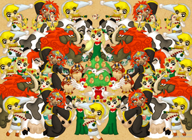 Zelda 11th Day of Christmas by JwalsShop