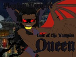 Lair of the Vampire Queen by PlayboyVampire