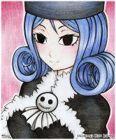 Fairy Tail: Juvia by HoumeiKin