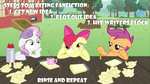 How to Write Fanfiction by MidnightQuill