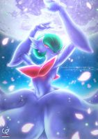 EMBRACE THE STRENGTH WITHIN~ MEGA GARDEVOIR