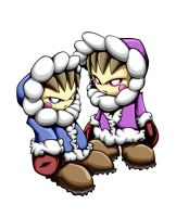 ice climbers by pnutink