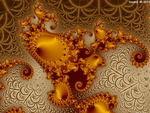 Mandelbrot Spiral Galore by fraxialmadness3