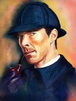 Holmes by andycwhite