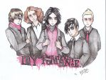 my chemical romance in 2006 by dragon-flies