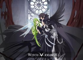 Code Geass - Witch and Warlock by ZekeHanyo