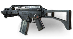 MW3: G36C by FPSRussia123