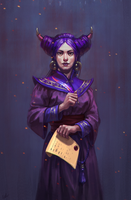 Sorceress by inSOLense