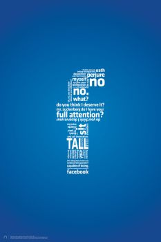 Poster: Full Attention by angelaacevedo