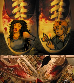 RENT shoes by real-faker
