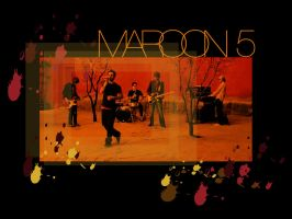 Maroon 5 Wallpaper02 by Starphish