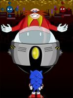 Boss Month 2011 - Robotnik by sindra