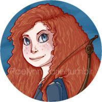 Merida by RaelynnMarie