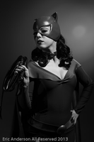 Catwoman by LadyVaderCosplay