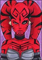 Darth Talon II by Todd-the-fox