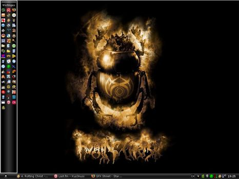 Desktop - Rotting Christ by Kus3nuss